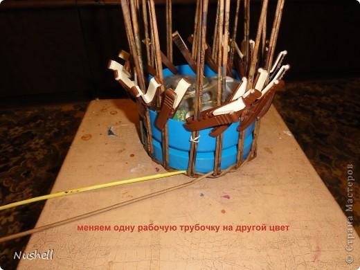 Плетение курочки. Мастеркласс фото 6