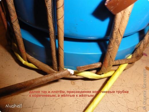 Плетение курочки. Мастеркласс фото 7