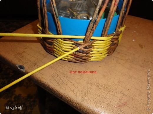 Плетение курочки. Мастеркласс фото 10