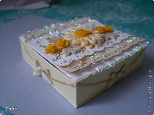 свадебная шкатулка фото 2