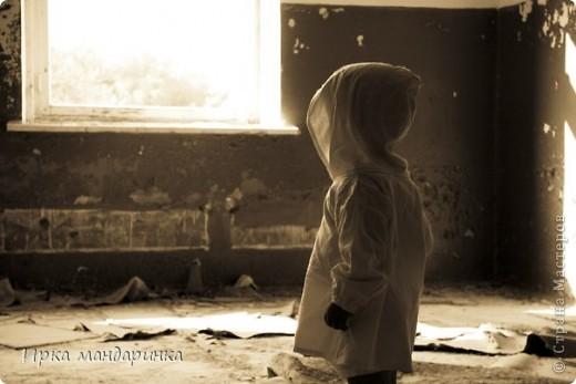 Добрый день, дорогие жители СМ. Как то раз попросила меня сестренка сделать туничку для своего малыша. Лето они проводят в Анапе и, естественно, племяшу необходима какая-то защита от палящего солнца.  фото 2