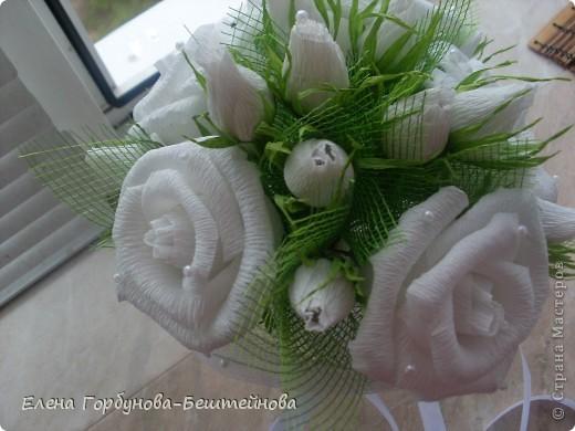 "Букет невесты ""Дублер"" фото 3"