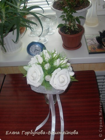 "Букет невесты ""Дублер"" фото 1"