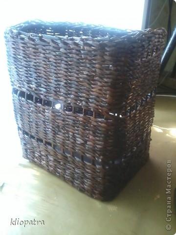 Короб под упаковку,для знакомой цветочницы. фото 2