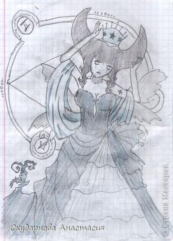Мои старые рисунки =) фото 6