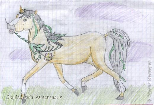 Мои старые рисунки =) фото 7