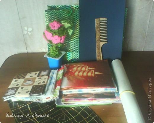 Это лишь часть подарочков, которые я приготовила для Нины (Четвертая планета) и ее семьи. Старалась, чтобы каждый не уехал от меня с пустыми руками!  фото 3