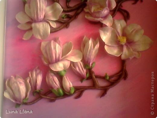 Цвет магнолии... Глянец нежных лепестков... И румянец чувств...  Зорьки солнечной Потаённая любовь!!! Потайная грусть!!! (Е.Буторина, отрывок)  фото 9