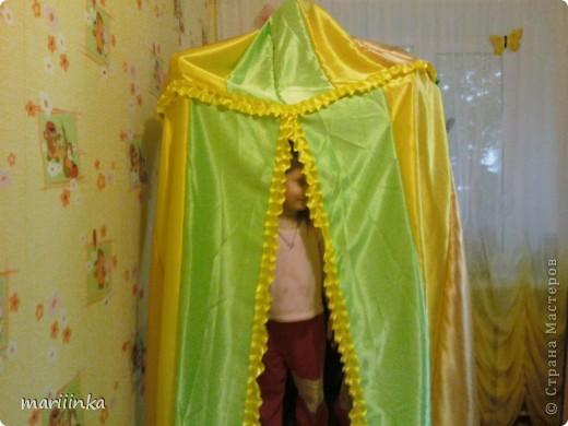 Попросили меня для детского садика сшить шатёр. фото 3
