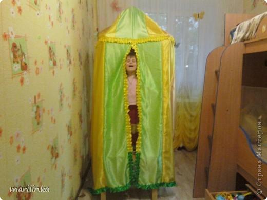 Попросили меня для детского садика сшить шатёр. фото 2