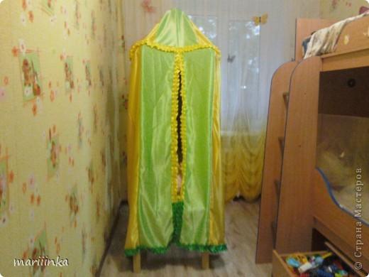 Попросили меня для детского садика сшить шатёр. фото 1