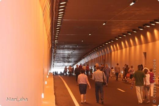 УРА! Во Владивостоке открыли мост через Золотой Рог. На выходные (11 и 12 августа) его открыли только для пешеходов, а с понедельника по нему уже пустили автомобили. фото 3