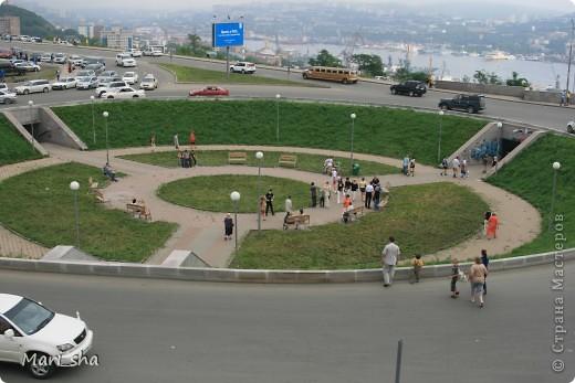 УРА! Во Владивостоке открыли мост через Золотой Рог. На выходные (11 и 12 августа) его открыли только для пешеходов, а с понедельника по нему уже пустили автомобили. фото 15