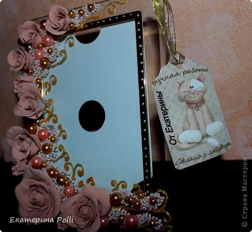 "Рамка ""Горячий шоколад"" фото 2"