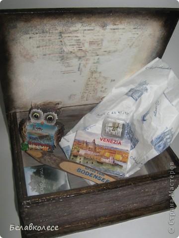 """Старая-старая книга о путешествиях..Берем лобзик и МДФ-выпиливаем заготовку,идем в магазин ,покупаем крепление и думаем...шурупчики торчат на """"корешке книги"""".. фото 8"""