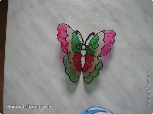 На досуге решили с детьми сделать бабочек. Их здесь в СМ много, покажем и мы своих. фото 4