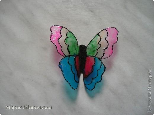 На досуге решили с детьми сделать бабочек. Их здесь в СМ много, покажем и мы своих. фото 3