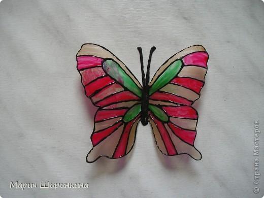 На досуге решили с детьми сделать бабочек. Их здесь в СМ много, покажем и мы своих. фото 2