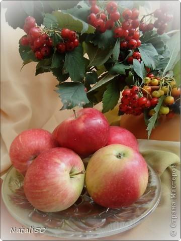 Добрый вечер всем !!! Поздравляю с праздником ! С Яблочным Спасом !! Сделала сундучок .использовала декупажную карту и двухшаговый лак кракелюровый. внутри покрыла морилкой и лаком. фото 8