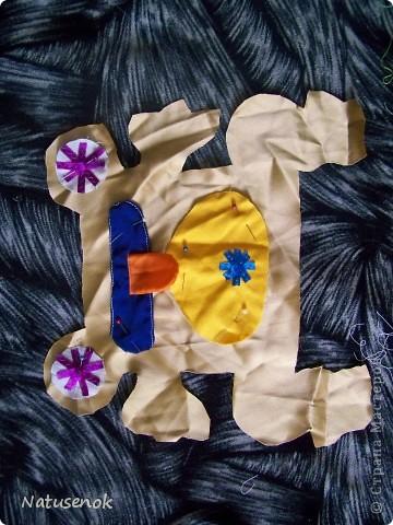 """Пока спала маленькая Натка, мы бороздили просторы интернета, наткнулась на сайт, где продают игрушки. Понравилась лягушка: «страшная, но симпатичная!....решение было принято - шьем!!!!в итоге получилась вот такая """"страшная симпотяжка""""))))) фото 13"""