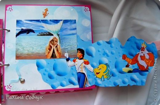 Девочка, героиня этого альбома, ОЧень любит мультики(с принцессами особено). Это и породило идею альбома.  Желаю приятного просмотра!!=)) фото 12