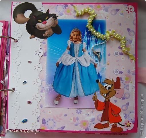 Девочка, героиня этого альбома, ОЧень любит мультики(с принцессами особено). Это и породило идею альбома.  Желаю приятного просмотра!!=)) фото 14