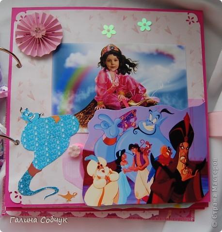 Девочка, героиня этого альбома, ОЧень любит мультики(с принцессами особено). Это и породило идею альбома.  Желаю приятного просмотра!!=)) фото 17