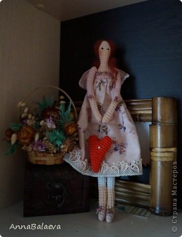 Рыжеволоска - сердечный ангел :) фото 1