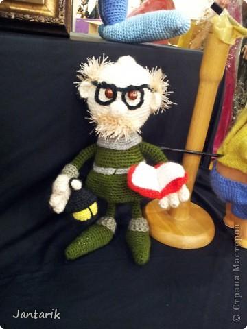 В Хайфе в эти дни проходит выставка кукол,в которой и я принимаю участие. Это мой скромный уголок. На выставке много посетителей и особенно много детей.Приезжают со всей страны.Тема выставки в этом году связана с виноградными изделиями))) и украшениями. фото 4