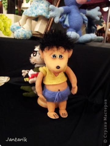 В Хайфе в эти дни проходит выставка кукол,в которой и я принимаю участие. Это мой скромный уголок. На выставке много посетителей и особенно много детей.Приезжают со всей страны.Тема выставки в этом году связана с виноградными изделиями))) и украшениями. фото 5