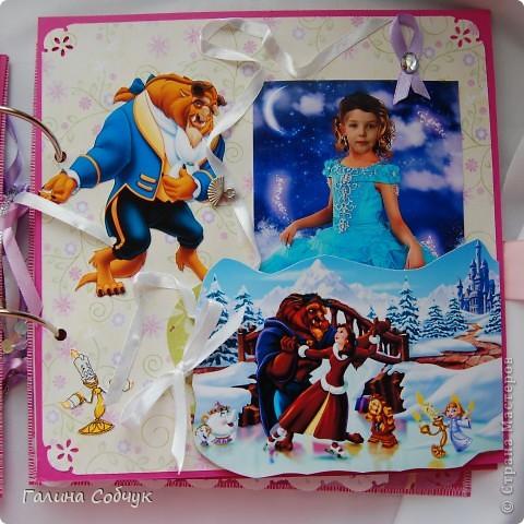 Девочка, героиня этого альбома, ОЧень любит мультики(с принцессами особено). Это и породило идею альбома.  Желаю приятного просмотра!!=)) фото 21