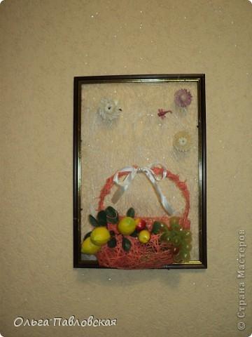 Картины из сизаля. фото 3