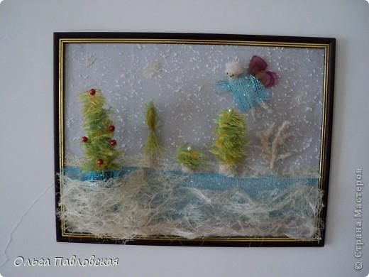 Картины из сизаля. фото 4