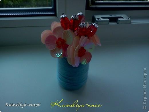 "Букетик ""Красная ягодка"" фото 1"