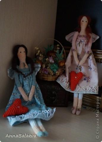 Рыжеволоска - сердечный ангел :) фото 2