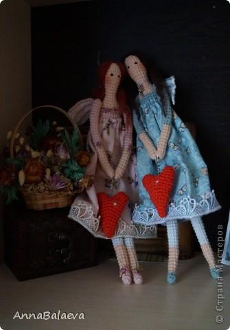 Рыжеволоска - сердечный ангел :) фото 5