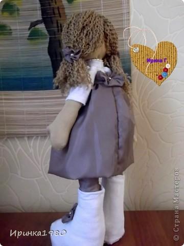 Кукла Виолетта. фото 3