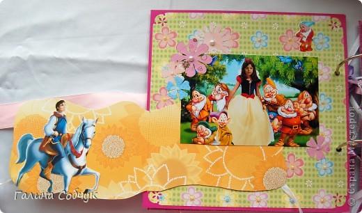 Девочка, героиня этого альбома, ОЧень любит мультики(с принцессами особено). Это и породило идею альбома.  Желаю приятного просмотра!!=)) фото 7