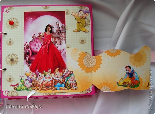 Девочка, героиня этого альбома, ОЧень любит мультики(с принцессами особено). Это и породило идею альбома.  Желаю приятного просмотра!!=)) фото 9