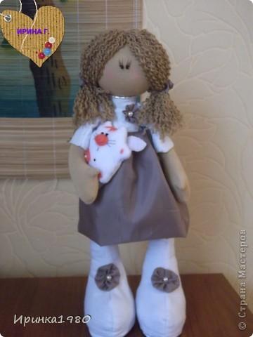 Кукла Виолетта. фото 1