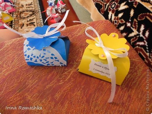 Внутри отлично размещаются 3 конфетки) фото 3