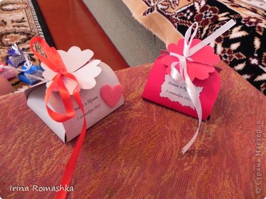 Внутри отлично размещаются 3 конфетки) фото 4