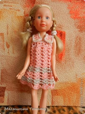 Вязание для кукол Барби. фото 2