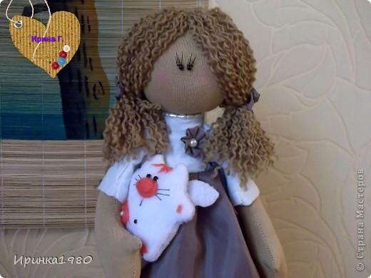 Кукла Виолетта. фото 2