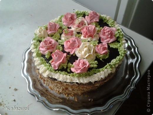 Мамины тортики фото 23