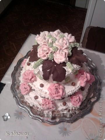Мамины тортики фото 7