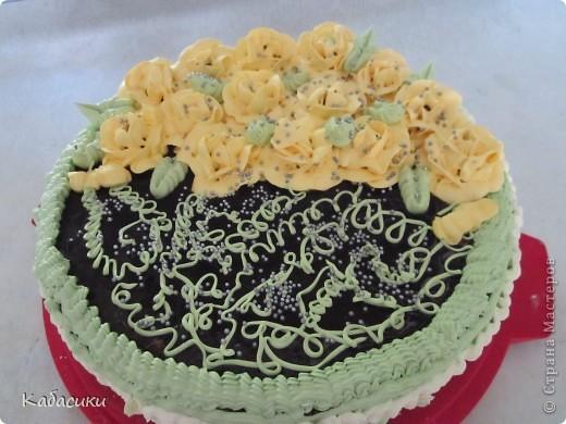 Мамины тортики фото 2