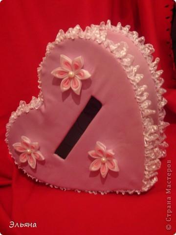 Свадебная казна - сердце фото 3