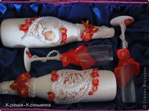 Этот свадебный набор поедет в Германия к невесте. фото 3