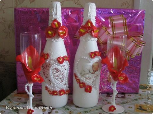 Этот свадебный набор поедет в Германия к невесте. фото 5